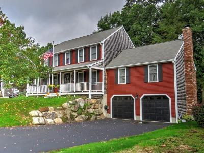 Rockland Single Family Home Price Changed: 14 Split Boulder