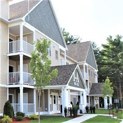 Middleboro Rental For Rent: 4 Evergreen Drive #410