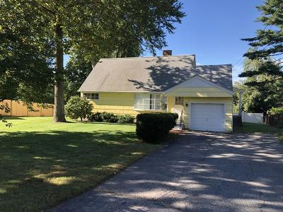 Natick Single Family Home Contingent: 7 Wilogreen Road