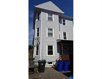 Fall River Multi Family Home For Sale: 233 Eagle St