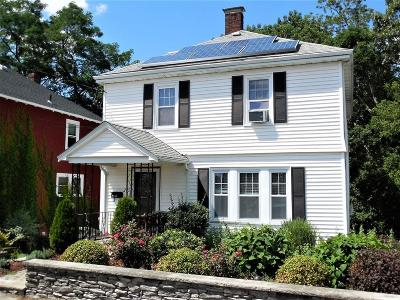 Dedham Single Family Home For Sale: 21 Commonwealth Avenue