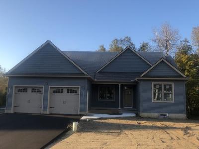 Belchertown Single Family Home For Sale: 1 Dogwood Dr