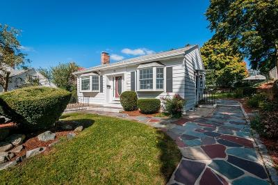 Medford Single Family Home Price Changed: 16 Traincroft