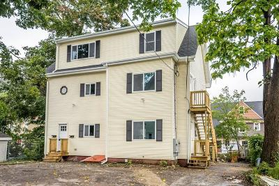 Brockton Multi Family Home Under Agreement: 14 Wall St