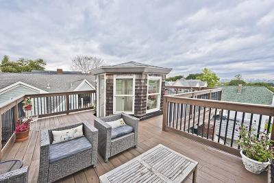 MA-Suffolk County Condo/Townhouse Price Changed: 56 Sawyer Ave #2