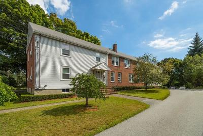Wakefield Multi Family Home For Sale: 271-273 Water Street