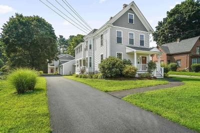 Natick Multi Family Home For Sale: 110-110a Pond St