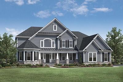 Scituate Single Family Home Contingent: 156 Hatherly Road #lot 148