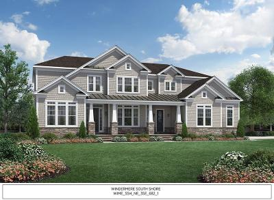 Scituate Single Family Home Contingent: 140 Hatherly Road #lot 144