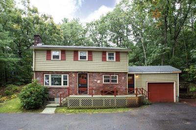 Natick Single Family Home For Sale: 30 1/2 West St