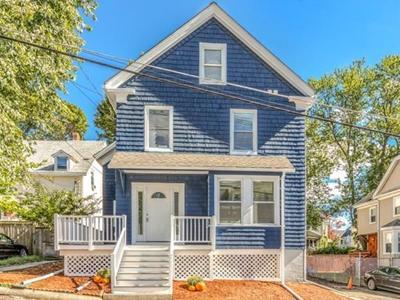 Medford Single Family Home Under Agreement: 15 Brooks Street