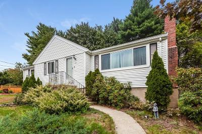 Needham Single Family Home For Sale: 116 Woodbine Circle