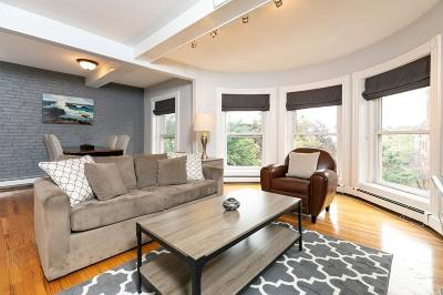 Condo/Townhouse Under Agreement: 197 Saint Botolph St #5