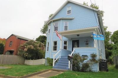 Dedham Single Family Home For Sale: 11 Dixon Ave