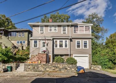 Malden Single Family Home Under Agreement: 11 Victor St