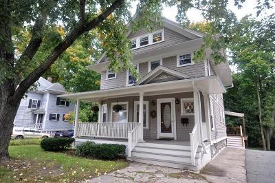 Maynard Single Family Home Under Agreement: 7 Haynes St