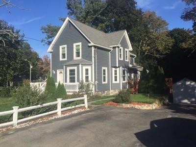 Billerica Rental Under Agreement: 40 Treble Cove #Road
