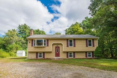 Mansfield Single Family Home Price Changed: 246 Elm St