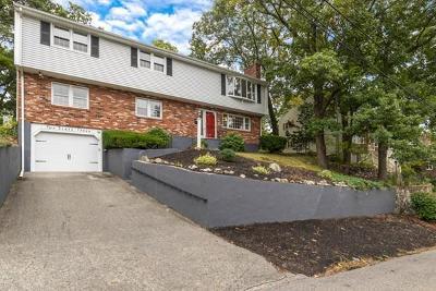 Arlington MA Single Family Home Under Agreement: $749,000