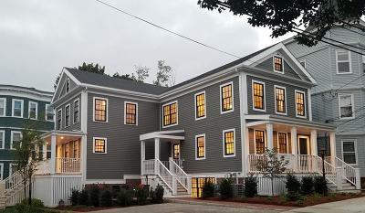 Somerville Single Family Home Contingent: 22 Linden Avenue #1