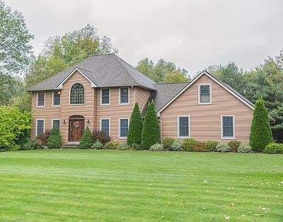 Ludlow Single Family Home Under Agreement: 129 Pine Cone Ln