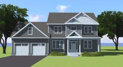 Rehoboth Single Family Home For Sale: Lot A Park Street