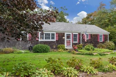 Falmouth MA Single Family Home Under Agreement: $429,000