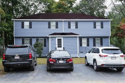 Framingham Multi Family Home Under Agreement: 179 - 181 Wilson St