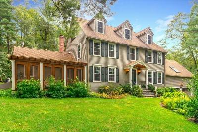 Medfield Single Family Home For Sale: 95 Pine St