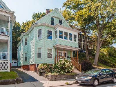 Somerville Multi Family Home For Sale: 38 Madison St