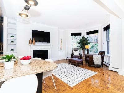 Condo/Townhouse Under Agreement: 436 Marlborough St #2