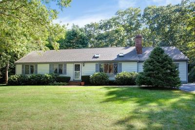 Sandwich Single Family Home Under Agreement: 2 Checkerberry Ln