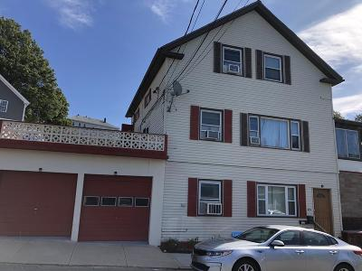 Fall River Multi Family Home For Sale: 243 Crescent
