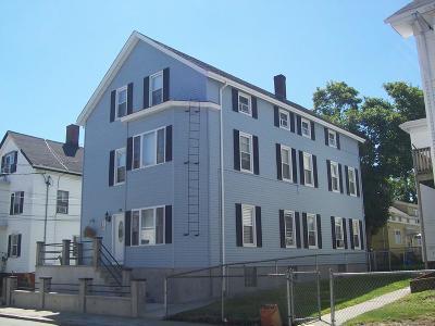 Fall River Multi Family Home For Sale: 19 Lyon Street