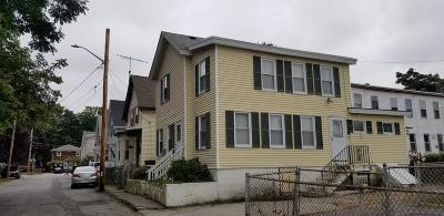 Lowell Single Family Home Contingent: 7 Richardson Ave