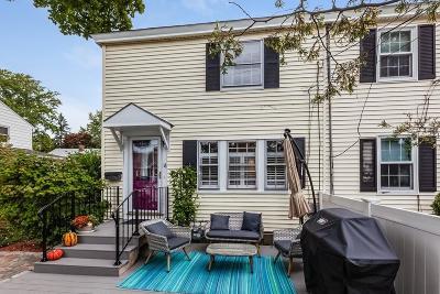 Arlington Single Family Home Sold: 16 Marrigan St