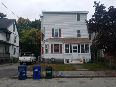 Multi Family Home For Sale: 207-209 Carleton St