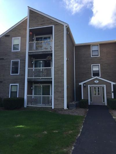 Plymouth Condo/Townhouse Under Agreement: 3 Marc Drive #3B5