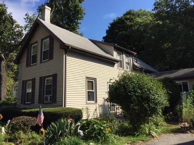 Milton, Quincy, Weymouth, East Bridgewater, Hanover, Hanson, Pembroke, West Bridgewater, Whitman Single Family Home Price Changed: 146 Randolph St