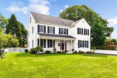 Milton Single Family Home Under Agreement: 40 Horton Pl