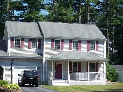 Wareham Single Family Home For Sale: 10 Carver Rd #B