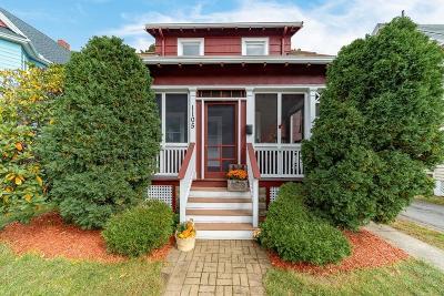 Melrose Single Family Home For Sale: 1105 Main Street