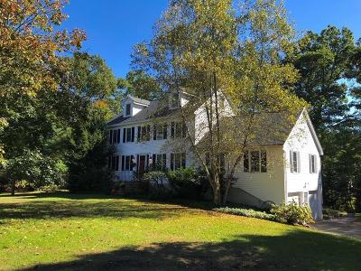Billerica Single Family Home Under Agreement: 20 Hardwood Dr