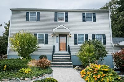 Wakefield Single Family Home For Sale: 38 Holland Road