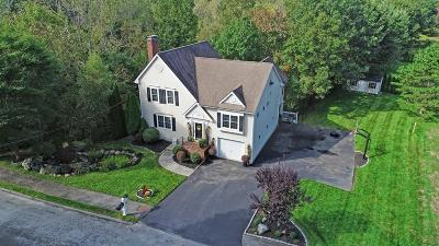 Attleboro Single Family Home Under Agreement: 83 Cathedral Dr