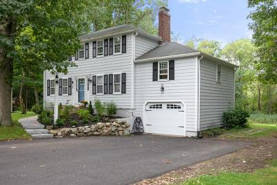 Scituate Single Family Home For Sale: 11 Kings Way