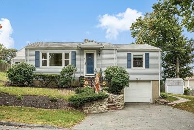 Peabody Single Family Home For Sale: 8 Rawding Road