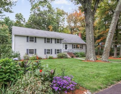 Single Family Home For Sale: 15 Carriage Drive