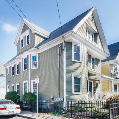 Condo/Townhouse Under Agreement: 15 Harvest Street #2