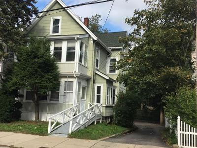 MA-Suffolk County Multi Family Home Under Agreement: 65 Arlington St